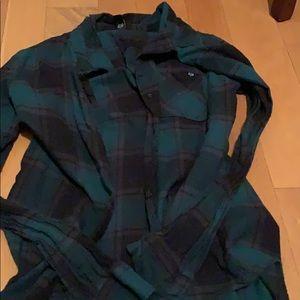 Fox flannel